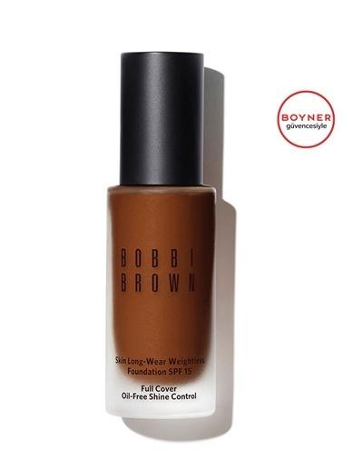 Bobbi Brown Bobbi Brown Skin Long-Wear Weightless Foundation SPF15 Almond Fondöten Renksiz
